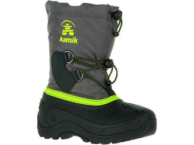 Kamik Southpole 4 Winter Boots Boys charcoal